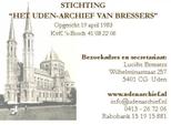 Stichting het uden-archief van Bressers