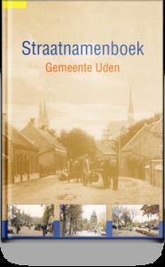 101 - Straatnamenboek Gemeente Uden 1997
